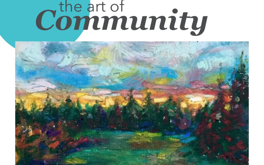 The Art of Community Project underway